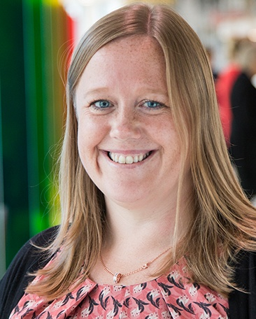 Amanda Makinson | Finance Manager