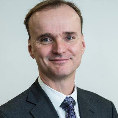 Russell Gill – Chair of Trust Board