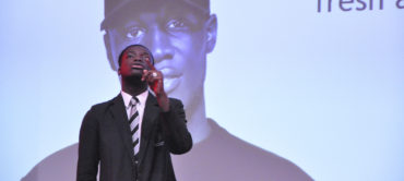 """Grime gave me a voice."" Year 11 students lecture their teachers in a public speaking showcase"