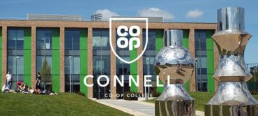Excellent A-Level and BTEC results from Connell Co-op College