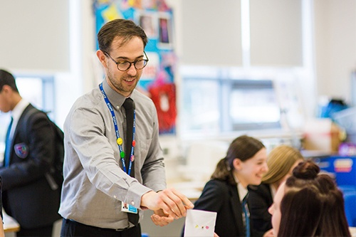 Find out more about what it's like to work at a Co-op Academy and the opportunities available.