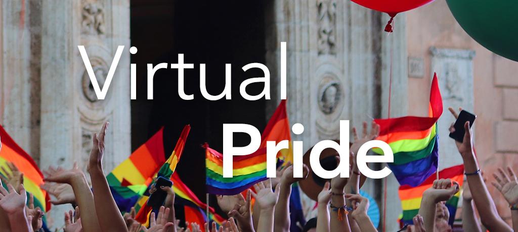 Virtual Pride Month!
