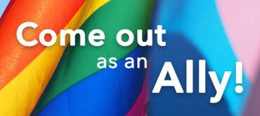 Come out as an Ally!