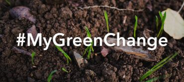 Will you take part in #MyGreenChange?