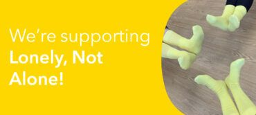 Wear yellow for Lonely, Not Alone!
