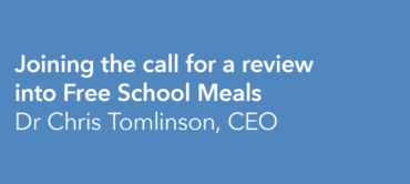 Calling for a review into Free School Meals