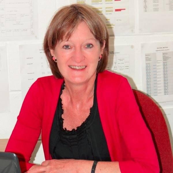 Gill Robinson OBE
