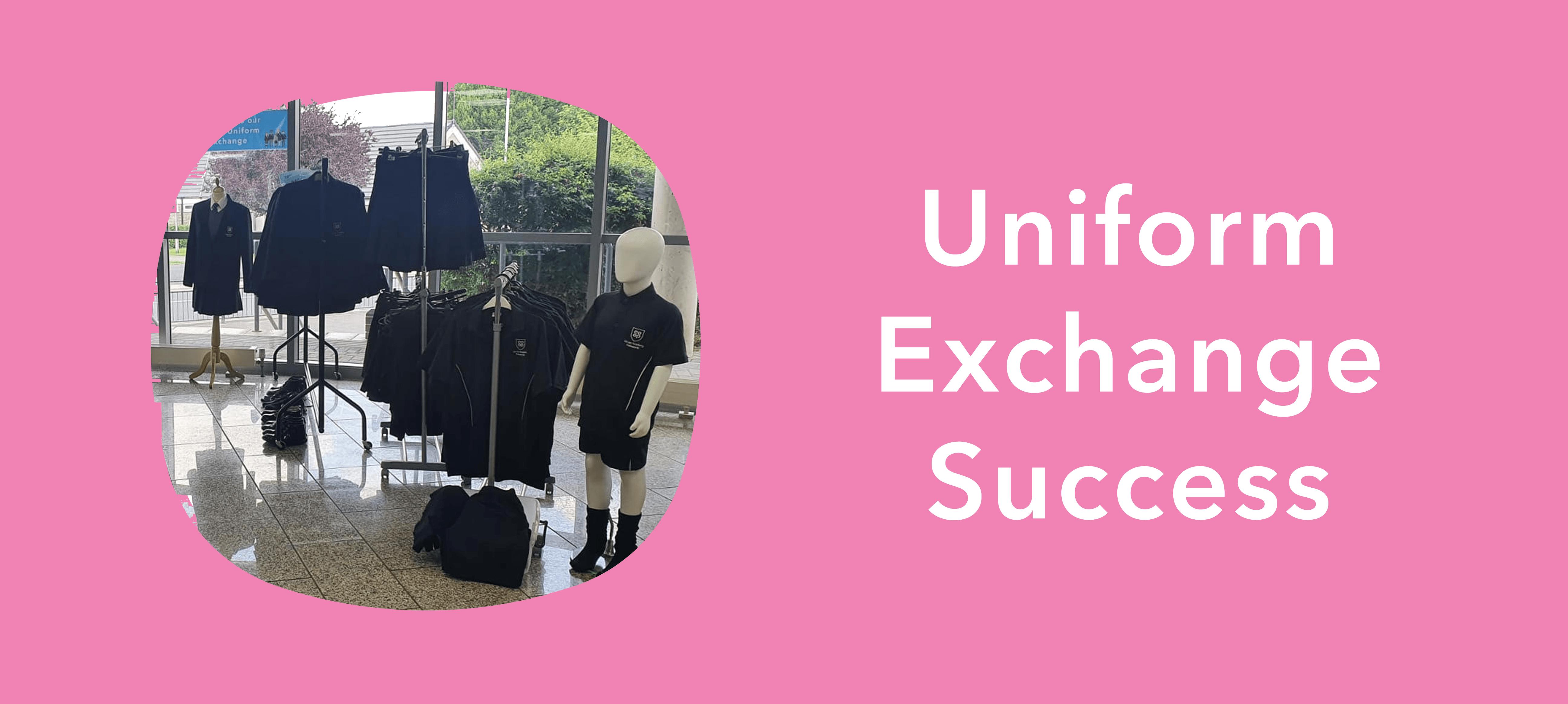 Co-op Academies offer Uniform Exchange