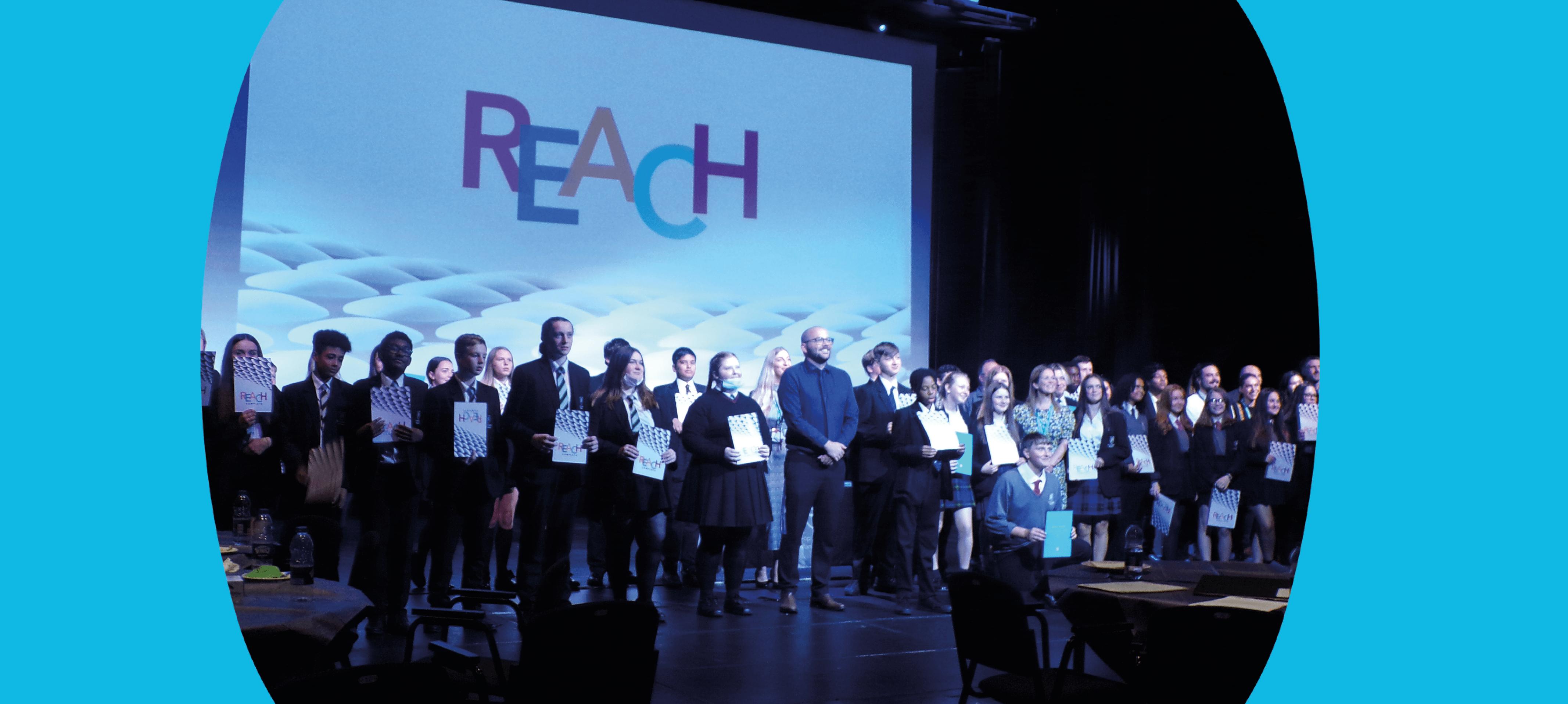 Reach Celebration Event